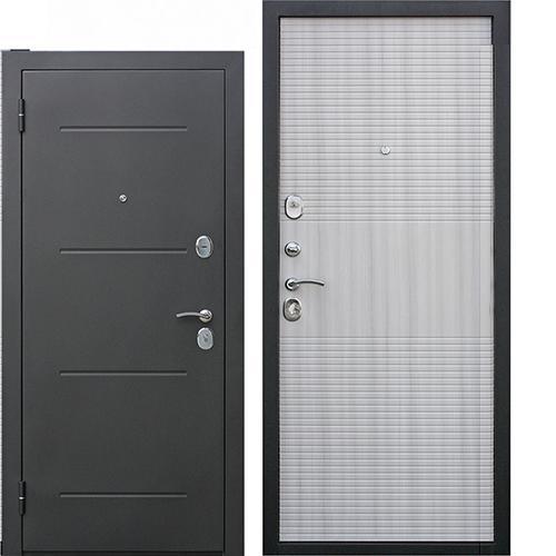 Дверь мет. 7,5 см Гарда муар дуб сонома 960 левая